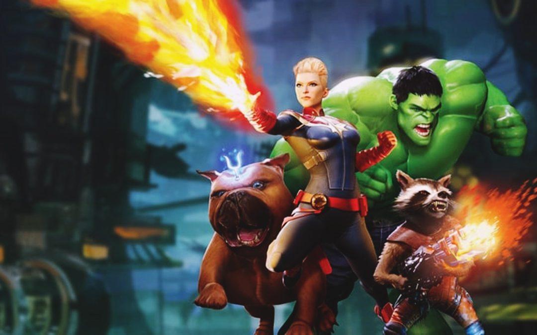 Marvel Bikin Game Virtual Reality, Ajak Pemain Jadi Superhero