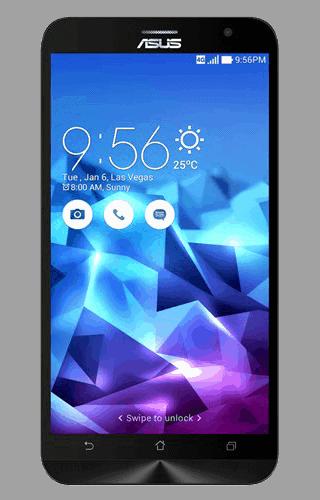 Smartphone ram 4GB