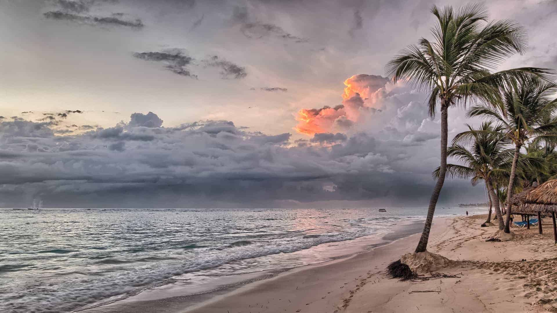 liburan pantai, musim panas