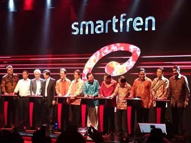 smartfren jaringan 4G