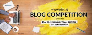 lomba blog momobil