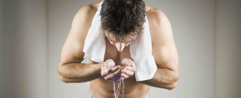 pembersih wajah, wash pexels, wash men, boywash face