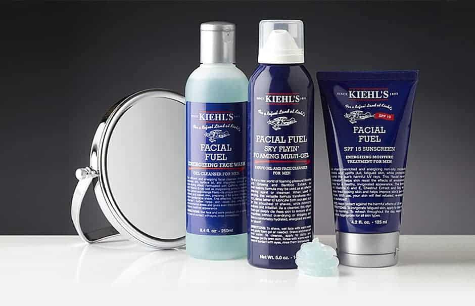 Kiehl's, Facial Fuel Energizing, pembersih wajah, wajah cerah, wajah optimis