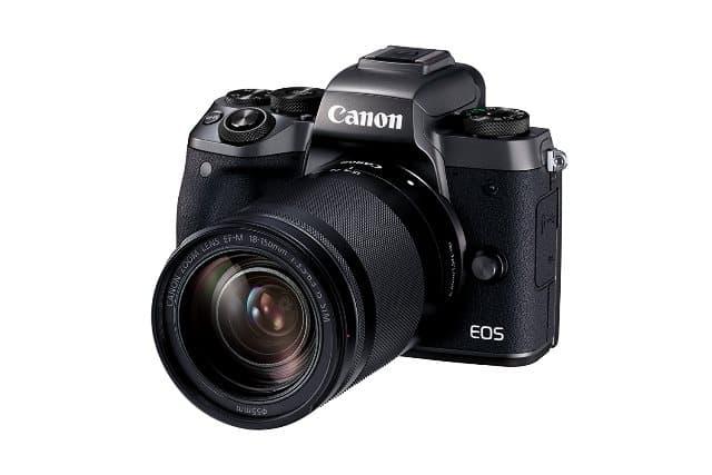 Canon EOS M5, kamera Canon EOS M5, spesifikasi Canon EOS M5, keunggulan Canon EOS M5, harga Canon EOS M5, peminat Canon EOS M5, kelebihan Canon EOS M5