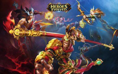 Heroes Evolved : Game MOBA Terbaik yang Mencuri Perhatian