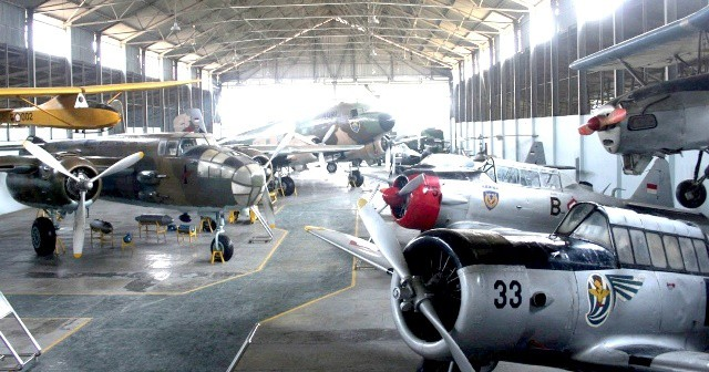 museum dirgantara, museum jogja, pendidikan penerbangan, belajar pilot di jogja