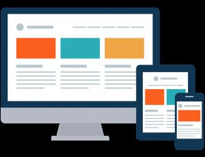 Desain Website Yang Menarik Dan Memikat, template web, template blog, template cms