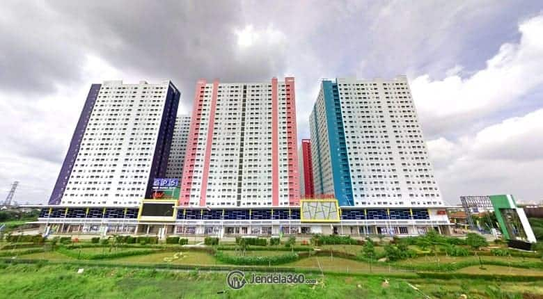 tower green pramuka, the green pramuka, jual beli green pramuka, marketing green pramuka