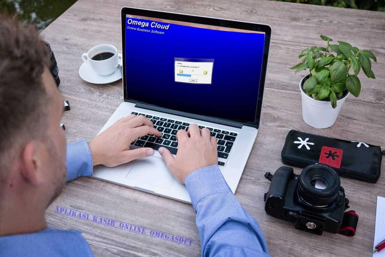 instal aplikasi, cara aplikasi kasir, modul aplikasi online, instalasi software