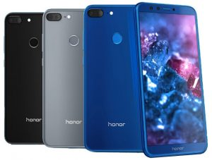 pilihan warna honor 9 lite