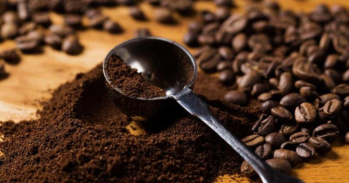 manfaat kopi, kopi bubuk, campuran masker kopi, tutorial membuat masker kopi