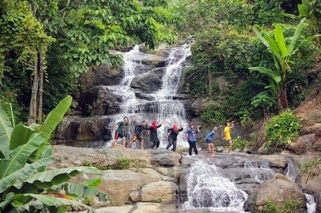 air terjun mandigu blogspot