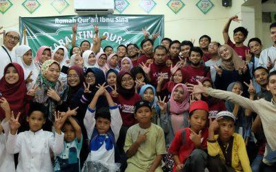 Merajut Kebersamaan HQQ Bersama Komunitas Blogger Jakarta