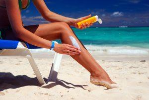 sunblock, harga sunblock, free sample , sunscreen murah, wajib bawa di pantai