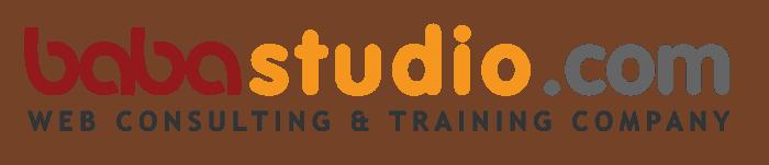 logo babastudio, web consulting, kursus online babastudio, belajar online dengan babastudio.com