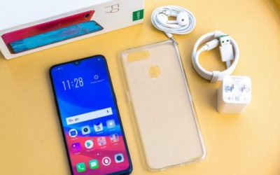 Falling In Love at First Sight with Oppo F9