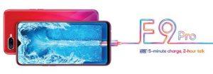 oppo f9 pro, vooc flash charge, pengisian smartphone cepat