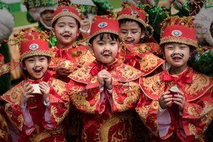 perayaan imlek Indonesia