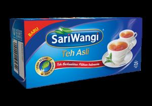 teh sariwangi asli indonesia