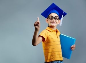 tips melatih anak pintar di sekolah