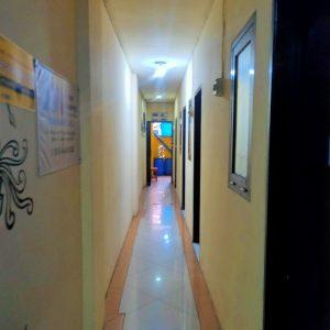 lorong kamar keluarga
