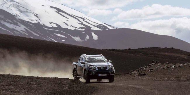 Nissan Navara Transmisi Baru