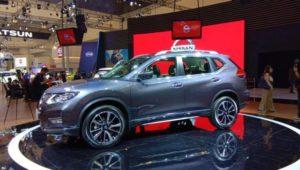 Nissan X-Trail on GIIAS