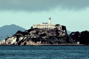 Pulau Alcatraz, San Francisco (Amerika Serikat)
