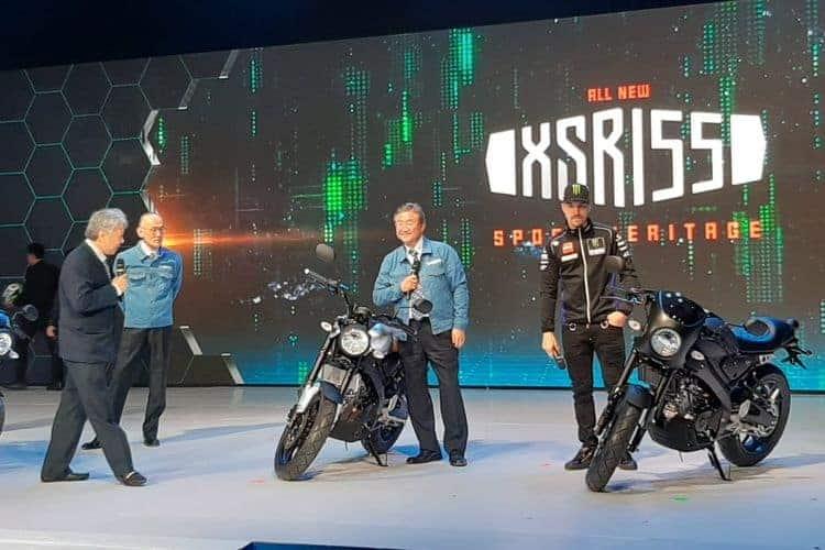 Yamaha Luncurkan 2 motor sport