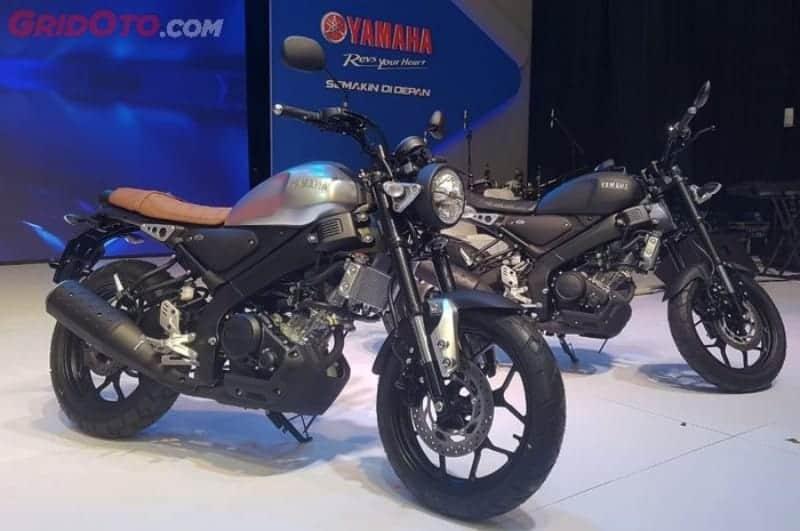 all new XSR 155cc