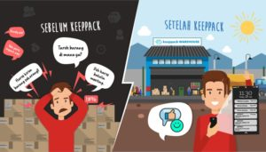 before after keeppack id