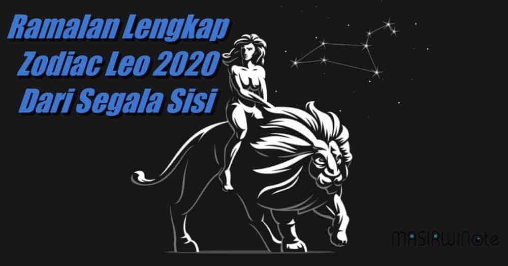 Ramalan Lengkap Zodiak Leo 2020 Dari Segala Sisi