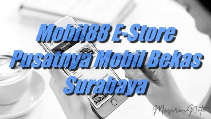 aplikasi mobil88 e-store terbaik