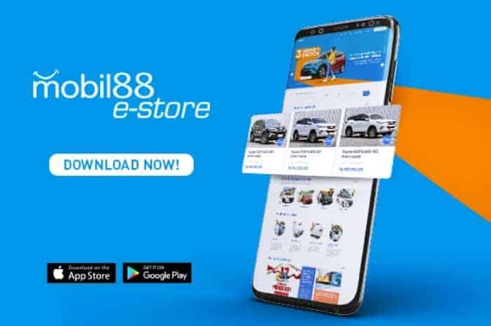 mobil88 e-store
