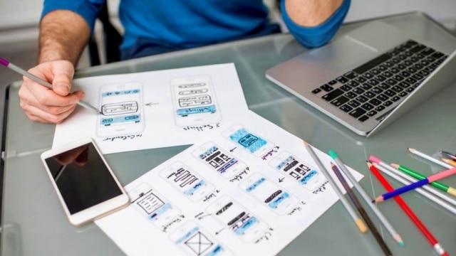 Antara desain dan SEO