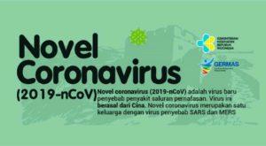 novel coronavirus adalah virus baru penyebab penyakit saluran pernafasan