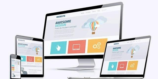 pengaruh desain website