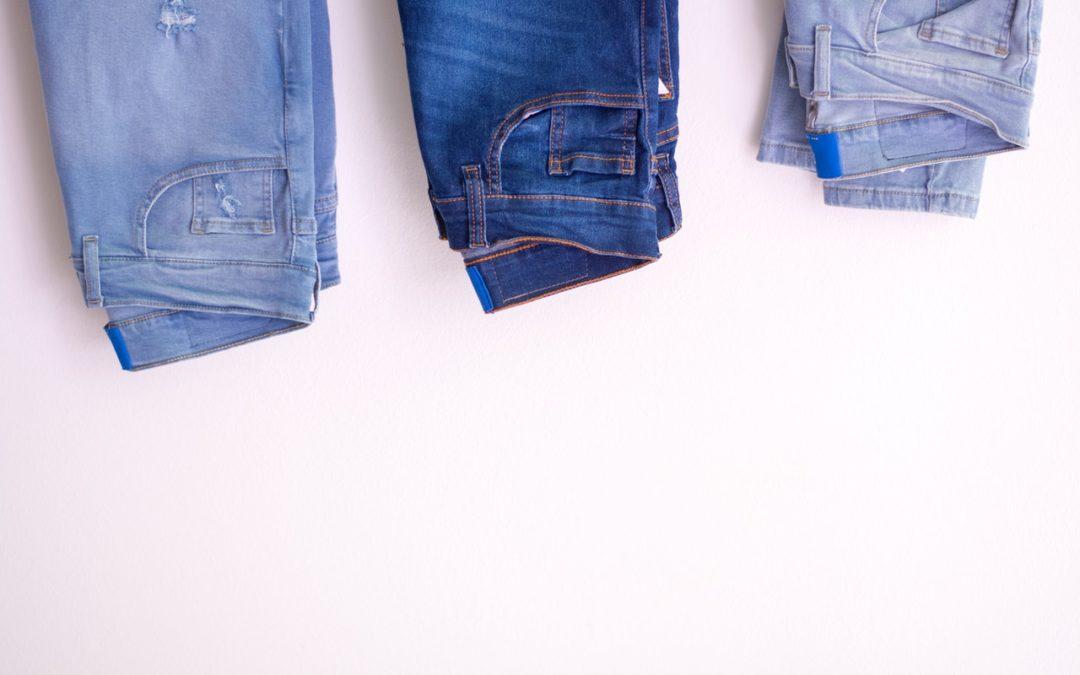 Cara Memilih Celana Jeans yang benar