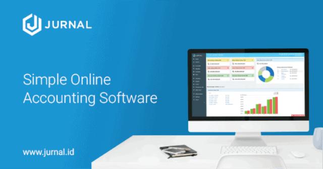 software akuntansi jurnal terbaik di Indonesia