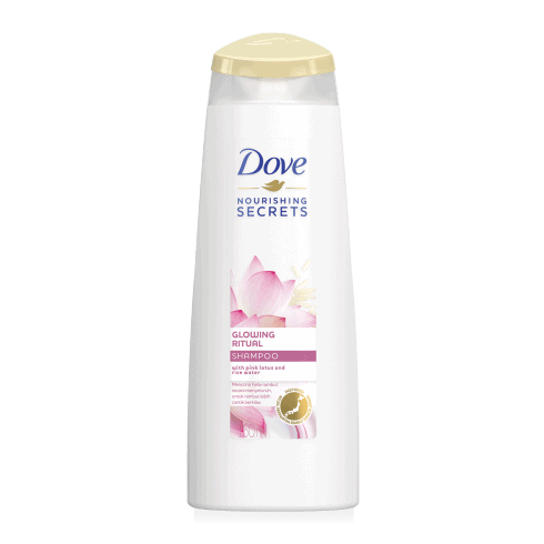 Dove Glowing Ritual, produk perawatan rambut dari Dove yang terinspirasi dari ritual perawatan rambut wanita Jepang.