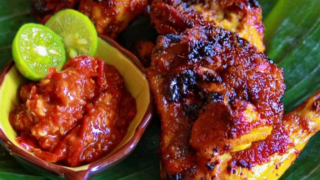 resep ayam bakar solo mudah dibuat hidangan rumah