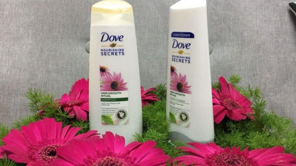 shampo dove untuk perawatan rambut yang lebih baik
