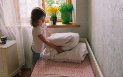 Menjaga Kebersihan Kamar Anak Salah Satu Solusi Hidup Sehat. Begini Caranya!