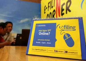 e-filing bikin lapor pajak jadi lebih mudah