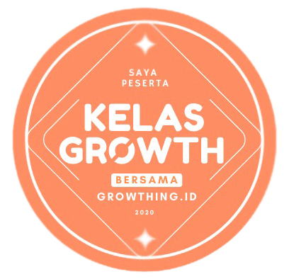 kelas growth blogger dari growting.id