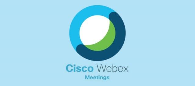 aplikasi komunikasi daring : Webex