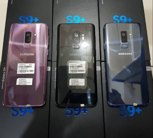 Harga Samsung Galaxy S9 Plus