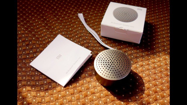 Xiaomi Bluetooth Speaker Mini