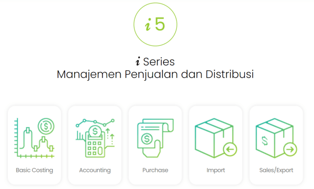 Systemever i5 series