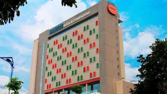 hotel daerah gubeng : Hotel Harris